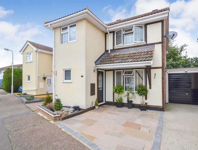 3 Bedrooms Link Detached House for sale in Chelmsford