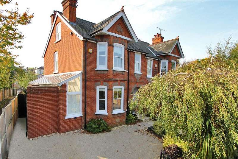 4 Bedrooms Semi Detached House for sale in The Drive, Sevenoaks, Kent, TN13