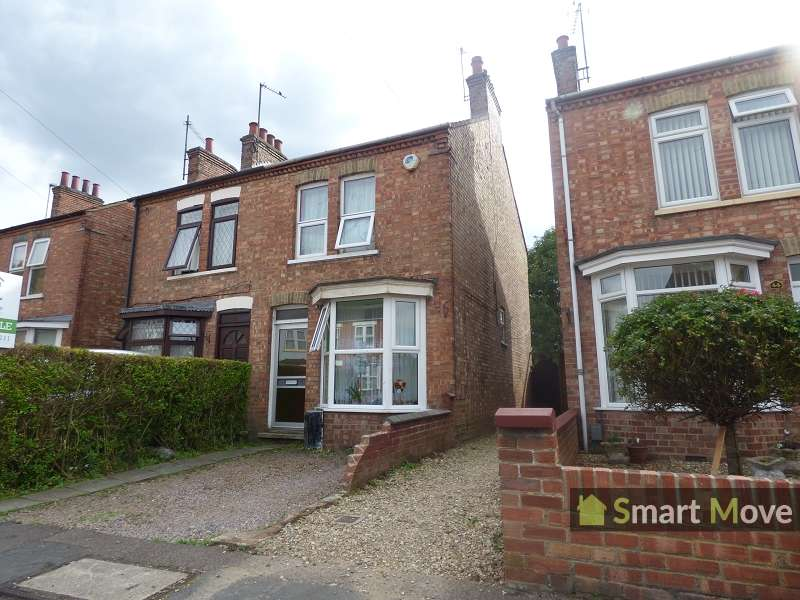 3 Bedrooms Semi Detached House for sale in Milner Road, Wisbech, Cambridgeshire. PE13 2LR