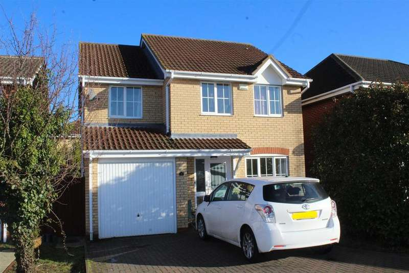 4 Bedrooms House for sale in Park Farm Way, Stanground, Peterborough