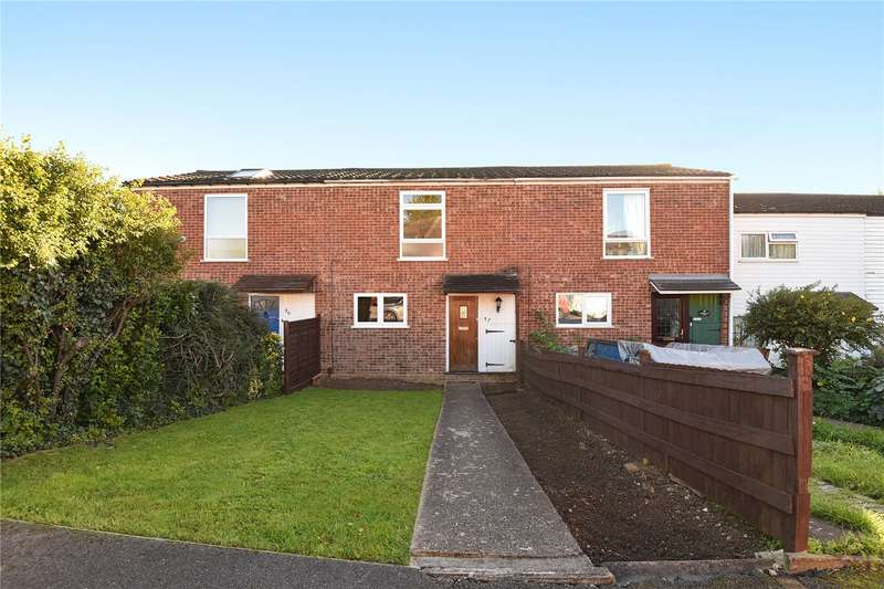 2 Bedrooms Terraced House for sale in Shorediche Close, Ickenham, Uxbridge, Middlesex, UB10