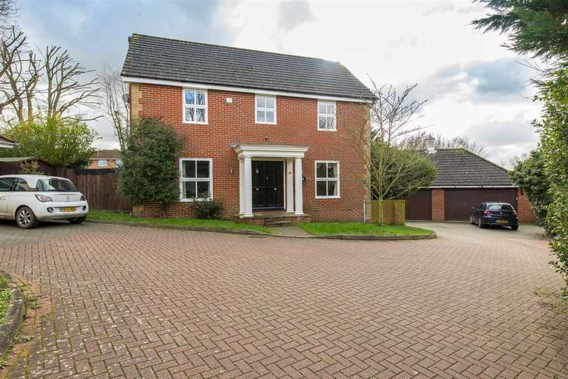 5 Bedrooms Detached House for sale in Lunsford Lane, Larkfield