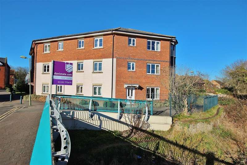1 Bedroom Flat for sale in Balcombe Court, Smiths Wharf, Wantage, OX12