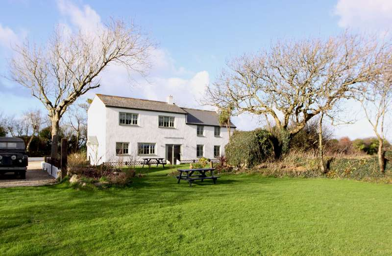 3 Bedrooms House for sale in Rose, Perranporth,