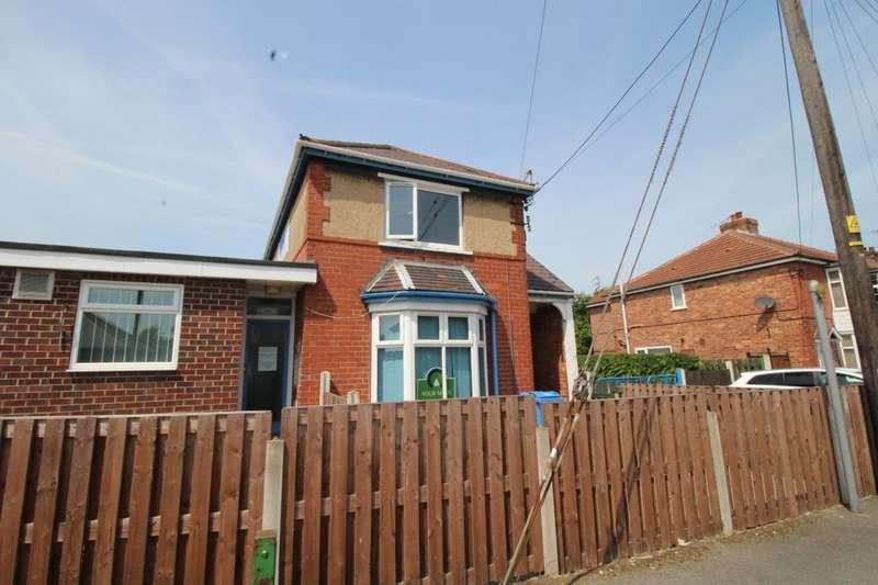 1 Bedroom Flat for rent in Grosvenor Road, Bircotes, Doncaster, DN11