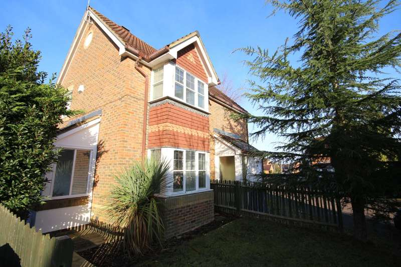 1 Bedroom Semi Detached House for sale in Francis Gardens, Warfield