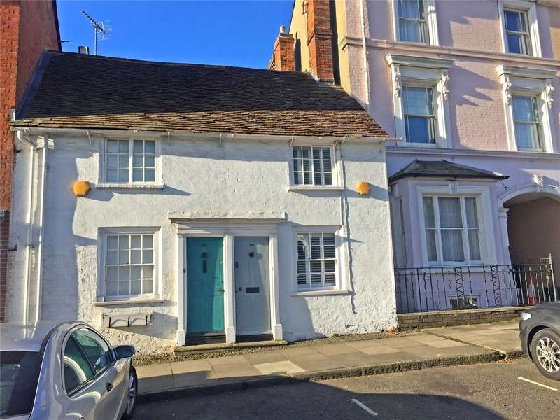 2 Bedrooms Terraced House for sale in Castle Street, Farnham, Surrey, GU9