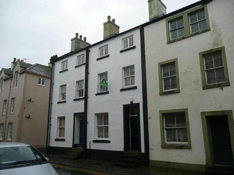 2 Bedrooms Property for sale in Queen Street, Whitehaven, CA28