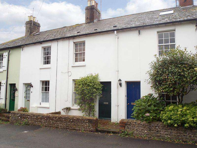 2 Bedrooms Terraced House for sale in Elm Terrace, Steyning