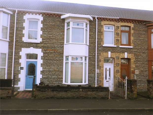 3 Bedrooms Terraced House for sale in Hillview Terrace, Port Talbot, West Glamorgan