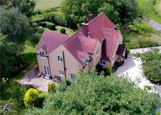 4 Bedrooms Detached House for sale in Bardfield Saling, Essex