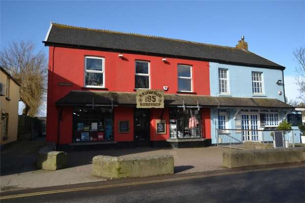 3 Bedrooms Commercial Property for sale in CROYDE, Braunton, Devon