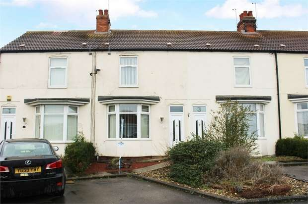 2 Bedrooms Terraced House for sale in Ings Lane, Keyingham, Hull, East Riding of Yorkshire