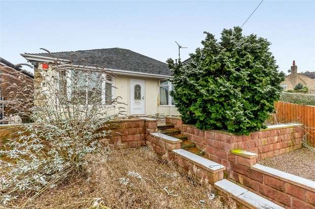 3 Bedrooms Detached Bungalow for sale in Tunstall Road, Biddulph, Stoke-on-Trent, Staffordshire