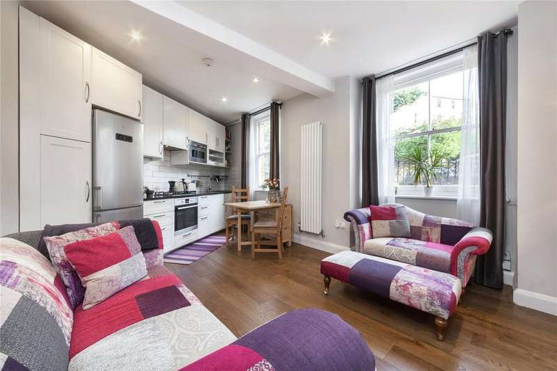 1 Bedroom Flat for sale in Christchurch Hill, Hampstead Village, London
