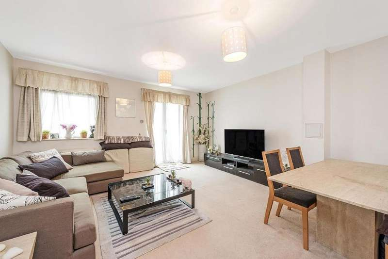 1 Bedroom Flat for sale in Palgrave Gardens, Marylebone