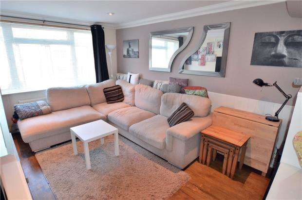 3 Bedrooms Maisonette Flat for sale in Cowley Mill Road, Uxbridge