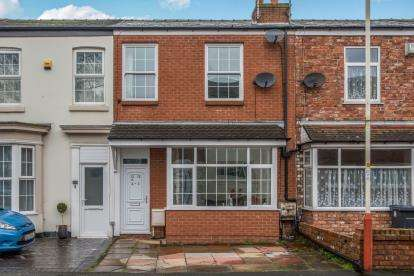 3 Bedrooms Terraced House for sale in Gordon Street, Southport, Lancashire, Uk, PR9