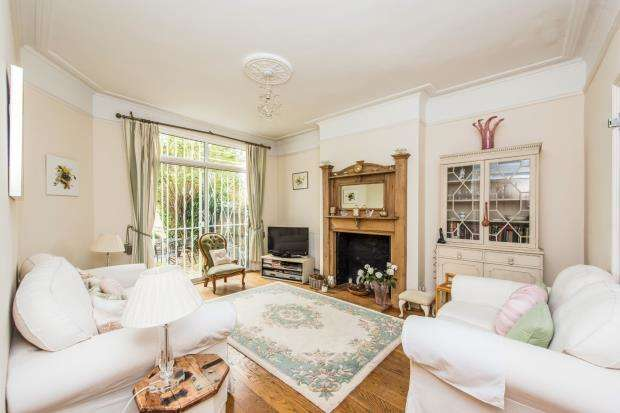 4 Bedrooms Terraced House for sale in Richmond, Surrey