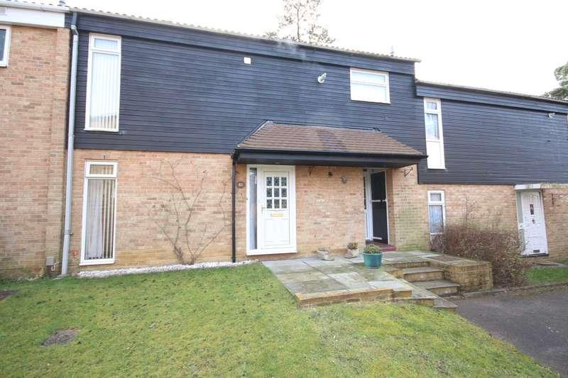 3 Bedrooms Terraced House for sale in Ollerton, Bracknell