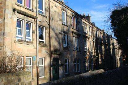 2 Bedrooms Flat for sale in McIntyre Place, Paisley, Renfrewshire