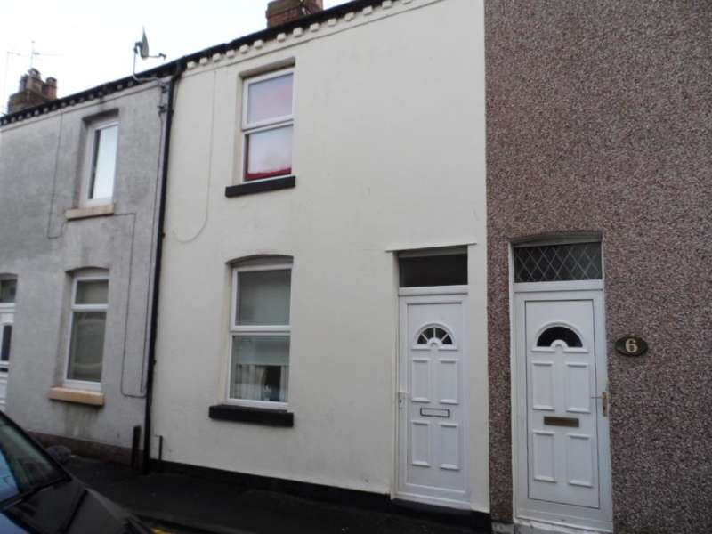 2 Bedrooms Terraced House for sale in Pharos Grove, FLEETWOOD, FY7 6BH