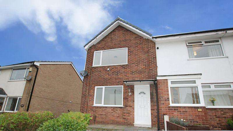 2 Bedrooms Semi Detached House for sale in Glenwood Drive, Middleton, Manchester M24 2TW