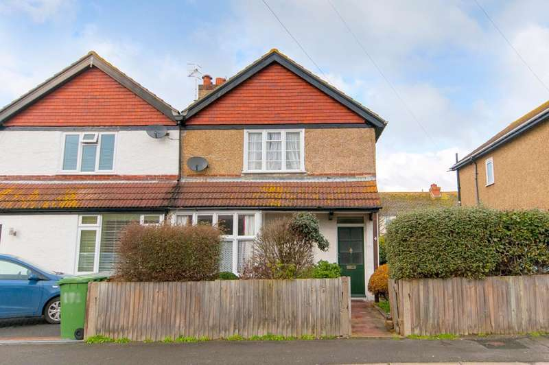 2 Bedrooms House for sale in Mercread Road, Seaford, BN25 1AB