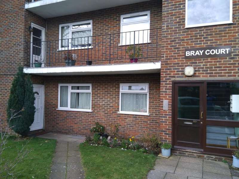 2 Bedrooms Maisonette Flat for sale in 80A Madeira Road, Streatham, London, SW16 2DE