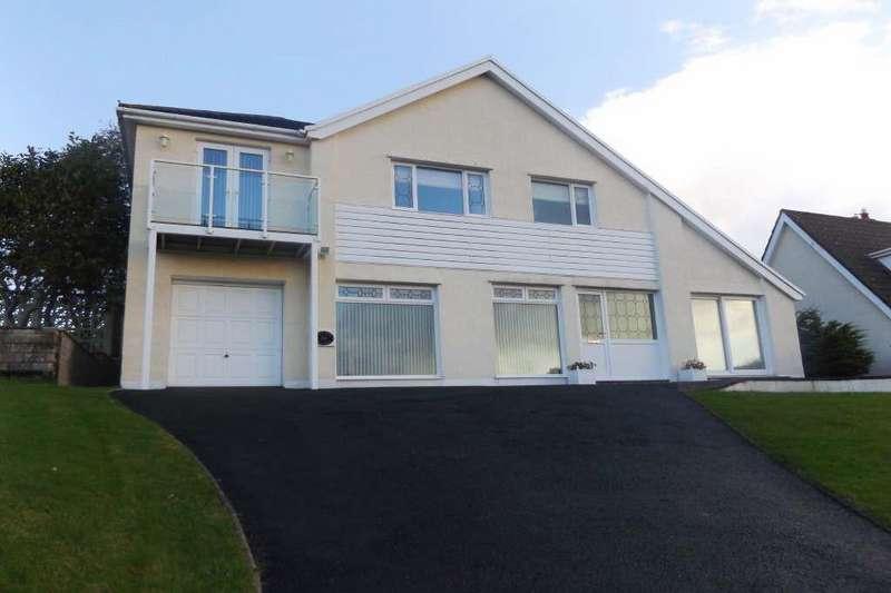 4 Bedrooms Detached House for sale in Penyfai Lane, Furnace, Llanelli, Carmarthenshire