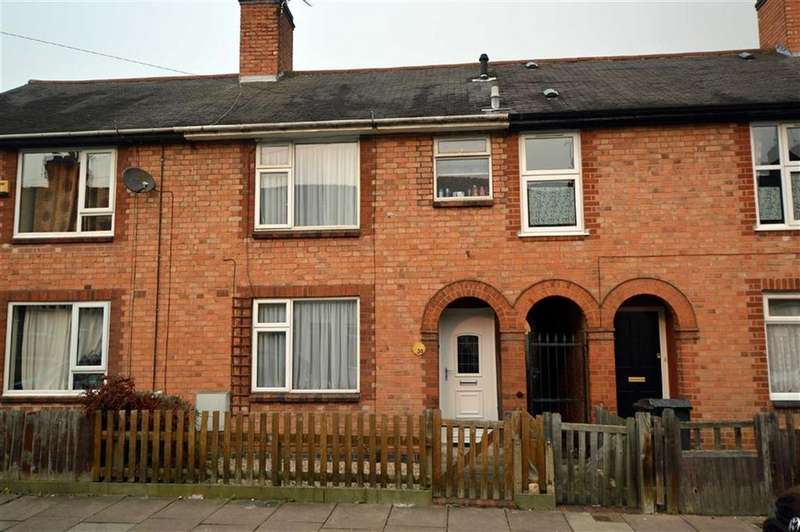 3 Bedrooms Terraced House for sale in Pool Road, Newfoundpool