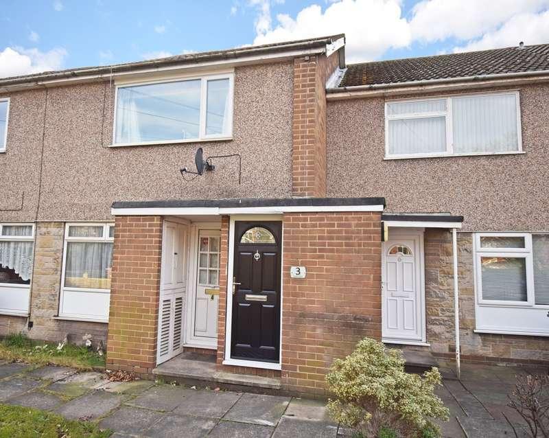 1 Bedroom Flat for sale in Ruskin Court, Wrenthorpe, Wakefield