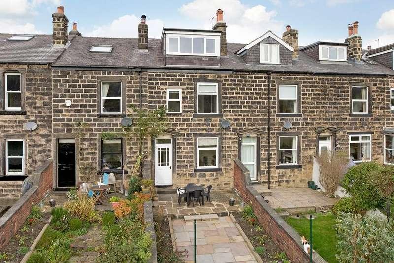 4 Bedrooms Terraced House for sale in Danefield Terrace, Otley