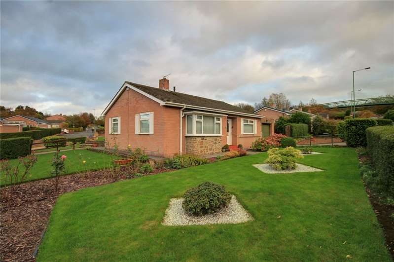 2 Bedrooms Detached Bungalow for sale in Causey Drive, Stanley, County Durham, DH9