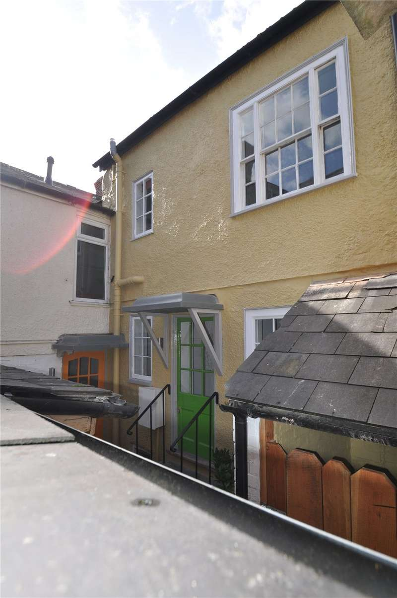 1 Bedroom Terraced House for sale in Barrington Street, Tiverton, Devon, EX16