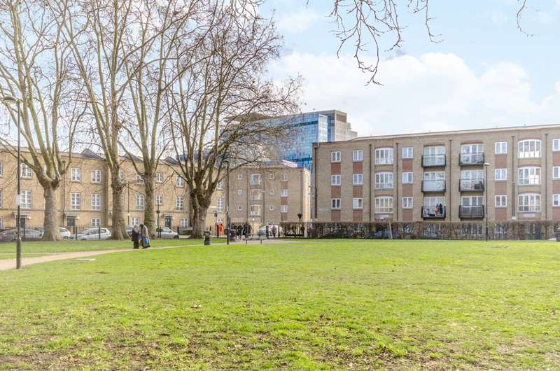2 Bedrooms Flat for sale in Durward Street, Whitechapel, E1