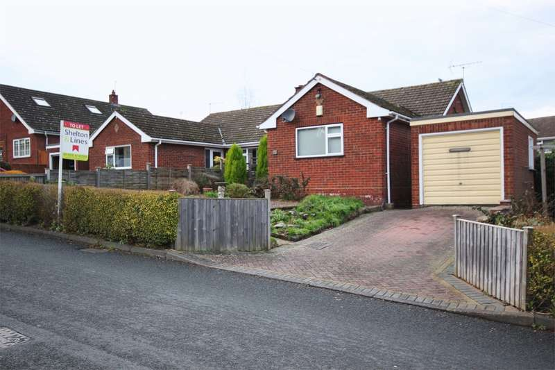 2 Bedrooms Semi Detached Bungalow for rent in Cowleigh Bank, Malvern, WR14