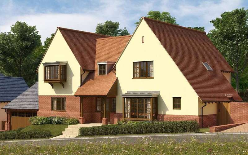 5 Bedrooms Detached House for sale in Hayes End, West Hill, Ottery St. Mary, Devon