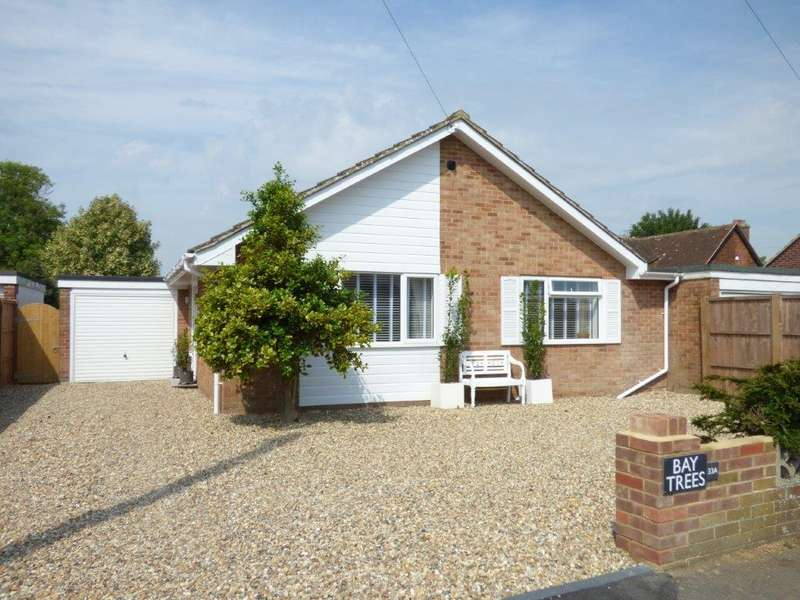 3 Bedrooms Detached Bungalow for sale in Lion Road, Bognor Regis PO21
