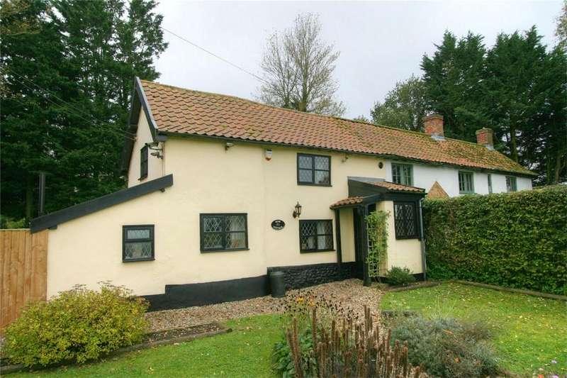 2 Bedrooms Cottage House for sale in Anchor Corner, NR17 1JX, Little Ellingham, ATTLEBOROUGH, Norfolk