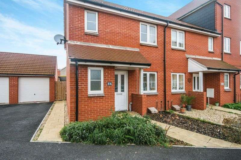 3 Bedrooms Property for sale in Chillingham Drove North Petherton, Bridgwater