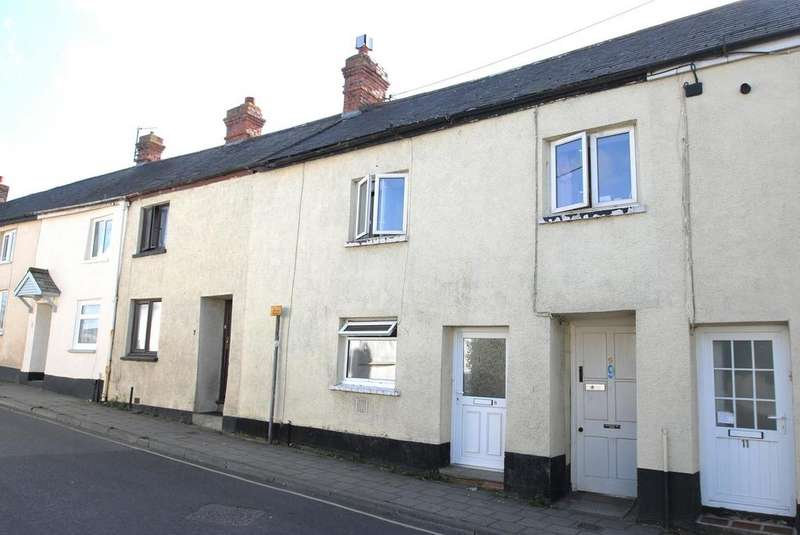2 Bedrooms Terraced House for sale in Mill Street, South Molton