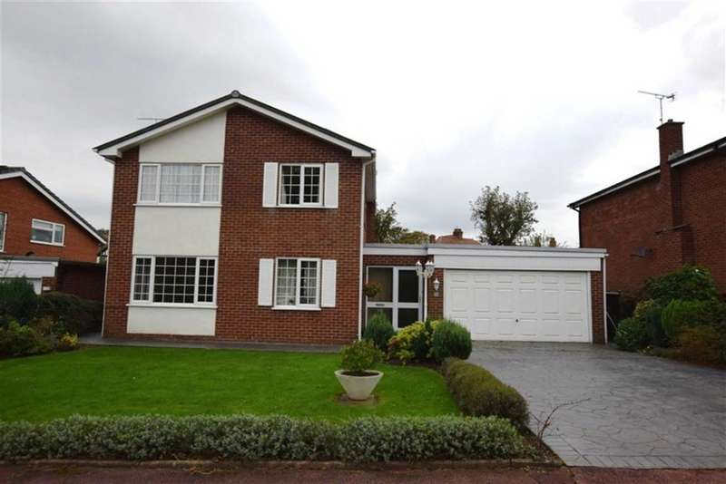 4 Bedrooms Detached House for sale in Infield Gardens, Barrow In Furness, Cumbria