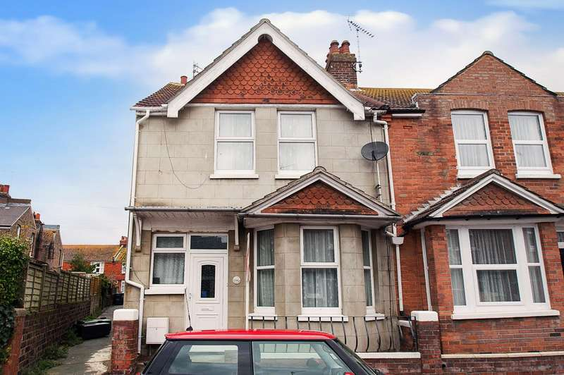 2 Bedrooms End Of Terrace House for sale in Willowfield Road, Eastbourne