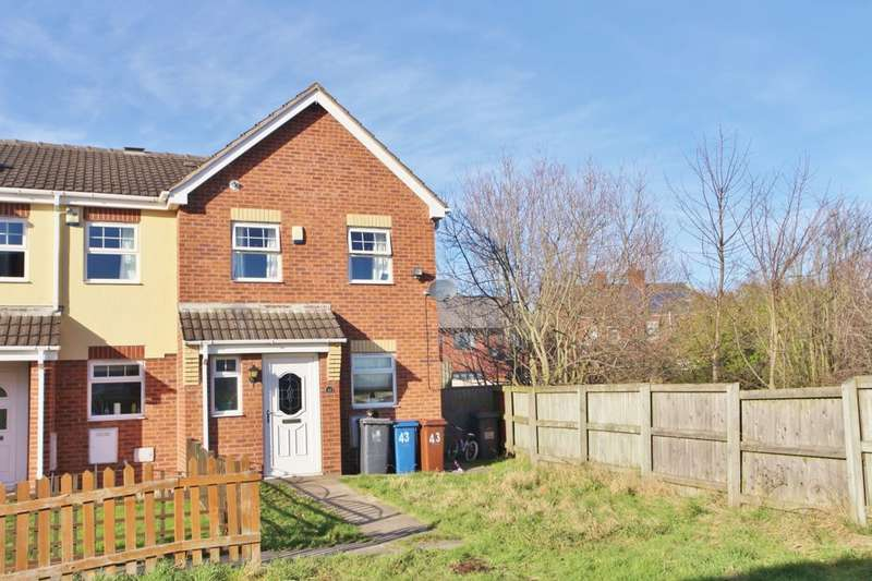 3 Bedrooms Property for sale in Cotterdale Gardens, Wombwell, Barnsley, S73