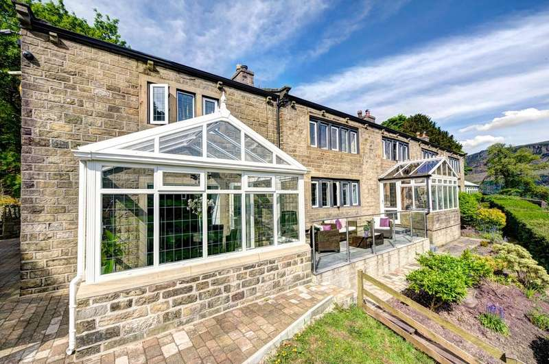 6 Bedrooms Detached House for sale in Holmfirth Rd, Greenfield OL3
