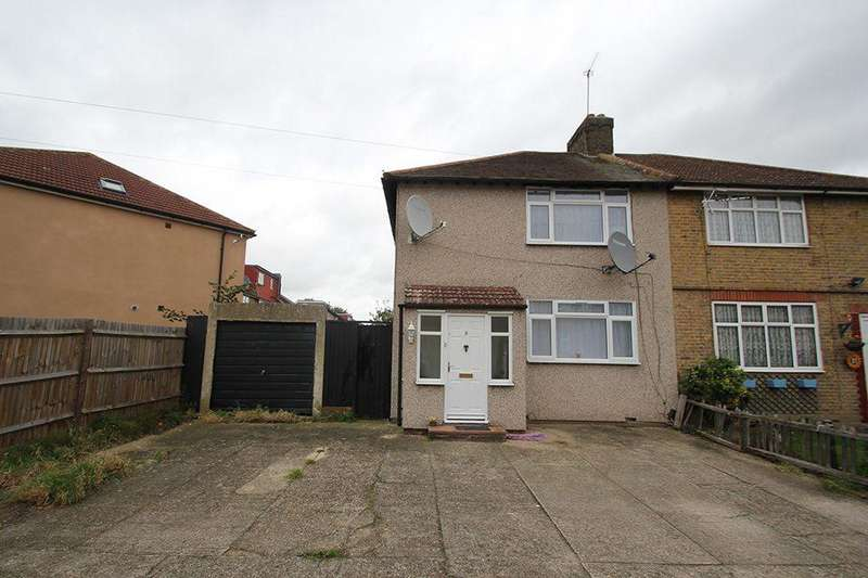3 Bedrooms Semi Detached House for sale in Briary Lane, Edmonton, N9