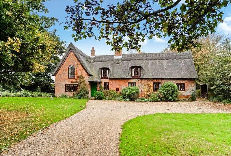 3 Bedrooms Unique Property for sale in Sandy Lane, Iken, Woodbridge, Suffolk, IP12