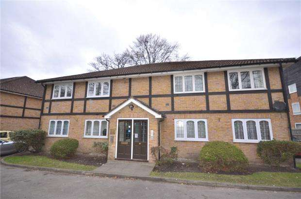 1 Bedroom Apartment Flat for sale in Aragon Court, Bracknell, Berkshire