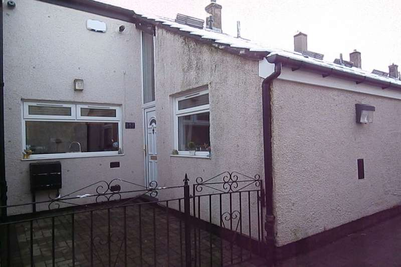 3 Bedrooms Property for sale in Clouden Road, Kildrum, Cumbernauld, G67